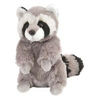 "8"" Standing Raccoon Soft Toy - Cuddlekins Plush Mini 820cm Wild Republic"