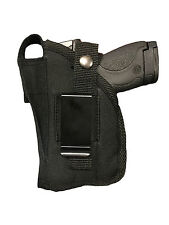 Nylon Gun Holster for Smith and Wesson CS40, CS45 with Laser