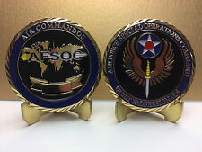 AFSOC Air Commandos Challenge Coin Gold Plated