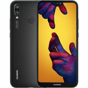 Huawei P20 lite - 64GB - Midnight Black (Unlocked) Smartphone