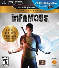 infamous collection-playstation 3 sony