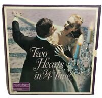 Two Hearts in 3/4 Time RCA Reader's Digest Stereo 4 LP 1969 All in EX condtion!!