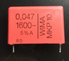 WIMA MKP10 0.047uF (0,047µF 47nF) 1600V 5% pitch:27.5mm Capacitor