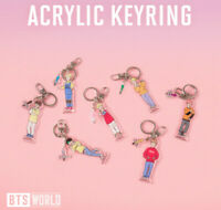 BTS WORLD BTS STORY Acrylic Keyring Keychain 7types Official K-POP Authentic MD