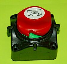 HELLA 4640 Battery Master Switch  12  and 24 volt-see LOADINGS BELOW