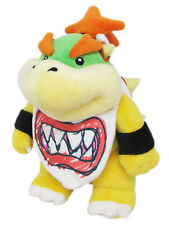 "SAN-EI 1424 Bowser Jr. Plush 8.5"" BRAND NEW WITH TAGS"