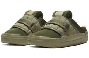 Nike Offline Slip-On 'Army Olive' Mule Shoes Slides CT2951-300
