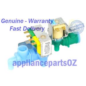 1448731 Genuine Electrolux Triple inlet Water Valve Fridge