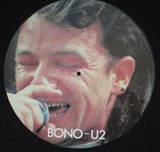 Bono/U2, Interview, NEW/MINT Ltd edition PICTURE DISC 12 inch single