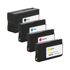 4Pk Ink Cartridge 952XL for HP OfficeJet Pro 7720 8210 8710 8720 8730 8740 8747