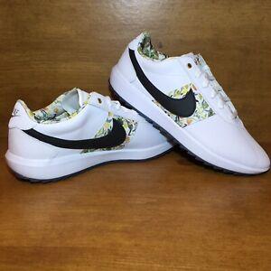 Nike Cortez Golf Shoes NRG 'Floral' CI2283 100 Women's Size 9.5 Men's 8