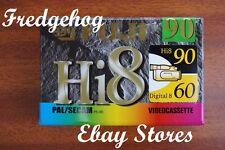 FUJI HI P5-90DS DIGITAL 8 / Hi8 VIDEO CAMCORDER TAPE / CASSETTE-  SUPERB QUALITY