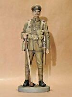 World War 1 1914 British Infantryman 120mm Resin Painted Military Figure M3
