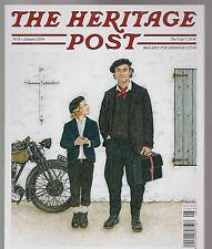 The Heritage Post Magazin für Herrenkultur Nr.14 2015
