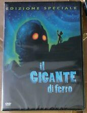 Il Gigante di ferro (1999) DVD edizione speciale nuova sigillato