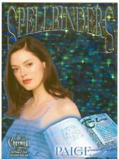 Charmed Power Of The Three Spellbinders Chase Card S2