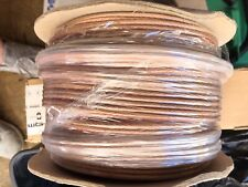 Speaker cable 2 x 4.0 mm², copper wire strands: 132 Strands Per Core.