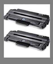 2Toner für ML1910 ML2525W SCX-4623 F FW SF650 SCX4600 ersetzt Samsung MLT-D1052S