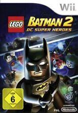 Nintendo Wii LEGO Batman 2 DC Super Heroes guterzust.