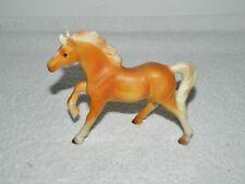 Vintage Porcelain Palomino Horse Figurine