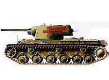 Easy Model 36289 - Kv-1 Russo modello 1942 Carro armato pesante Verde oliva