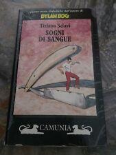 SOGNI DI SANGUE - TIZIANO SCLAVI - CAMUNIA Prima Ed. 1992