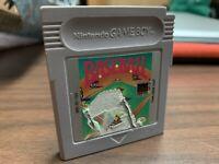 Baseball Original Nintendo Gameboy Game Tested + Working & Authentic!