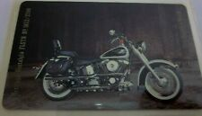 German Harley Davidson phone card, mint condition, Chip type