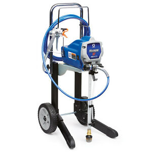 Graco X7 Magnum Electric Airless Sprayer 262805 w/ wty and New Hose! Refurbished