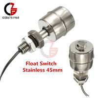 45mm MINI Indicator Vertical Water Level Sensor Stainless Steel Float Switch