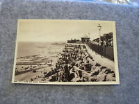 Kent RP postcard -- East cliff chine & Sands - Ramsgate Thanet