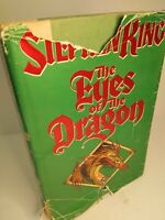 Stephen King: The Eyes of the Dragon: 1st edition: 1987 Book