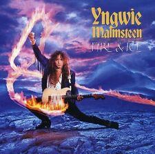 Fire & Ice - Yngwie Malmsteen (2007, CD NUOVO)