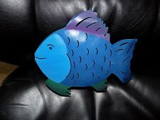 METAL FISH CANDLE HOLDER  FLICKERING TEA LIGHT CANDLE  HOLDER NEW
