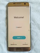 Samsung Galaxy S7 Edge 32GB SM-G935 Unlocked Gold
