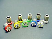 10 PK Fits Ford Linc Merc Asst LEDs Instrument Panel Dash 1815 Lights Bulbs 1895