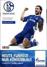 BL 2007/08 FC Schalke 04 - Eintracht Frankfurt, 10.05.2008