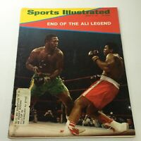 Sports Illustrated: March 15 1971 - End Of The Muhammad Ali Legend