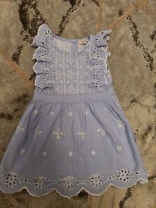 River Island Mini Girls Dress Age 9-12 Months EUC