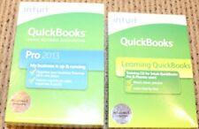 INTUIT QUICKBOOKS PRO 2013 Full Retail Edition FOR WINDOWS XP VISTA
