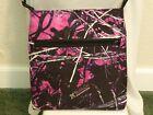 MOONSHINE MUDDY GIRL camo crossbody/bag purse and many other fabrics Handmade