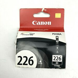 Canon PIXMA CLI-226 Black Ink Cartridge New Sealed