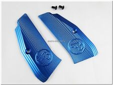 CZUB® Original CZ 75 High Quality Long Grooved Grips - Factory New - Blue
