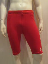 ADIDAS TECHFIT PREPARE SHORT TIGHT P. [SIZE XL] RUNNING SHORTS JOGGING RUN RED
