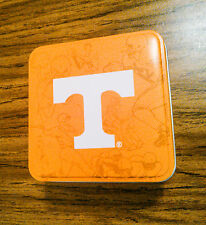 UNIVERSITY OF TENNESSEE VOLS 2006 FOSSIL WATCH TIN! UT football! Easel included!