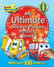 Giant Sticker Pictures (Giant S & A Sticker Pictures - Igloo Books Ltd), New, Ig