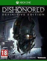 Dishonored Definitive Edition Xbox One **FREE UK POSTAGE!!**