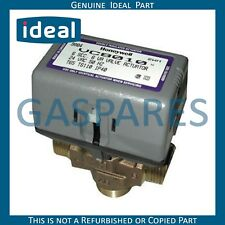Ideal Gas Spare 3 Way Valve & Actuator Part No 075110 - VC8010MQ60 - New Genuine