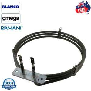 GENUINE OMEGA OVEN FAN FORCED ELEMENT OO651XB  AU FREE & SAME DAY SHIPPING