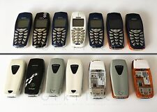 Nokia Job Lot/ N*7 pcs / NOKIA 3510/35i - senza sim lock  Fully working  -Tested